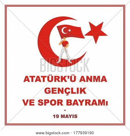 Day Of Remembrance Of Ataturk.eps