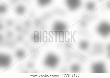 Space Abstract Background, Defocused Backdrop For Soft Cloud Design