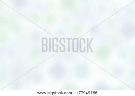 Space Abstract Background, Defocused Backdrop For Soft Science Design