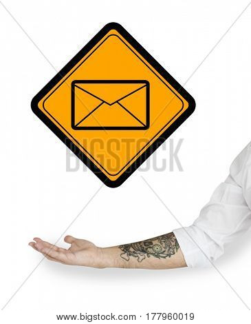Message Letter Chat Notification Icon