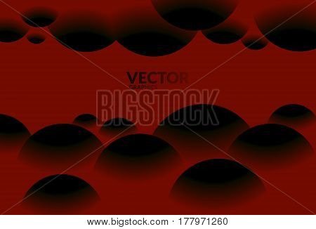 Sphered Abstract Background