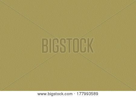 Painted empty sheet of plywood mustard, yellow-brown color. Colored background for your design. Rustic, vintage style. Horizontal location.
