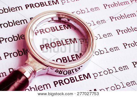 The Concept Of Critical Problems Must Be Solved. The Word