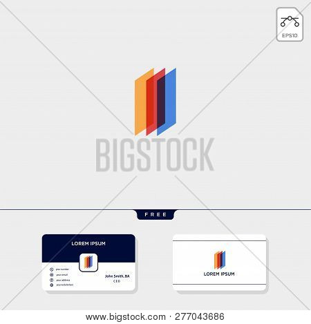 Accounting Finance Chart Creative Logo Template Vector Illustration And Logo Inspiration. Business C
