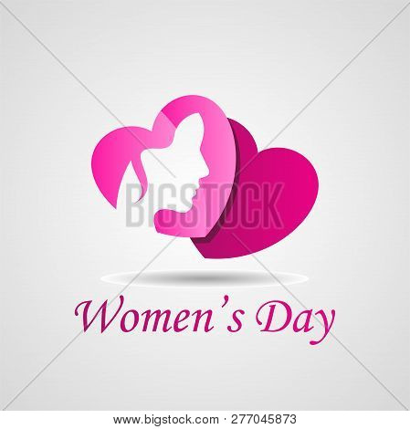 Happy Women's Day Vector Illustration