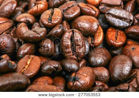 Full Frame Shot Of Coffee Beans Color Images Stock Photos