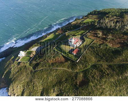Matxitxako Cape, Bermeo, Bizkaia, Basque Country, Spain