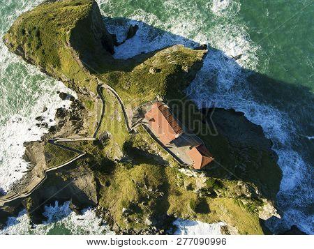 San Juan De Gaztelugatxe, Bermeo, Bizkaia, Basque Country, Spain