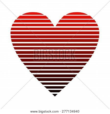 Heart Icon Vector Logo, Heart Logo, Heart Shape, Love Logo Concept, Heart Logo, Heart Icon, Love, He