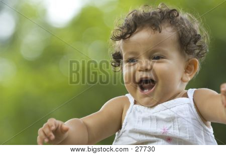 Happy Toddler