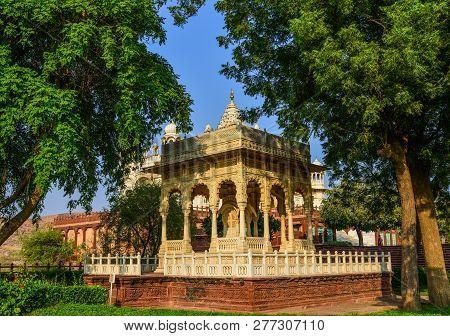 Jaswant Thada In Jodhpur, India