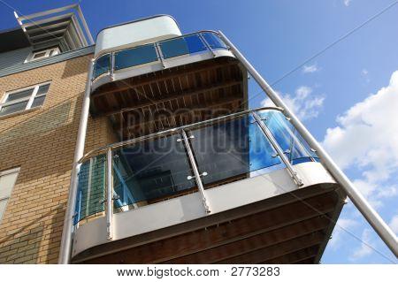 New Modern Apartment Block