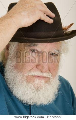 A Sad Old Man 2