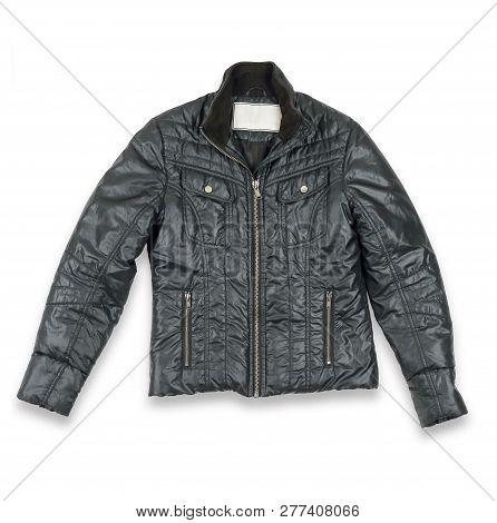 Casual Women S Jacket Isolated On White