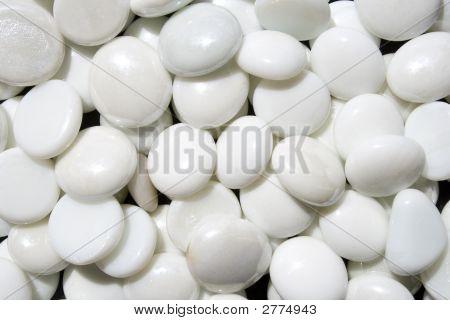 Small White Stones