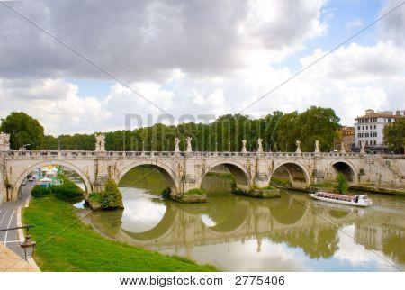 Rome: Banks Of The Tiber