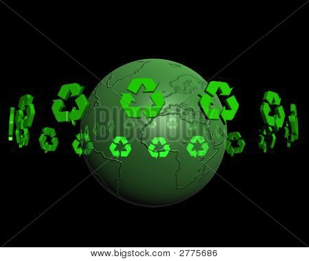 Recycling On Earth