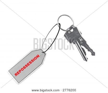 Repossession Car Keys