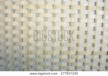 Artistic Ceiling Texture - Architecture White Celling
