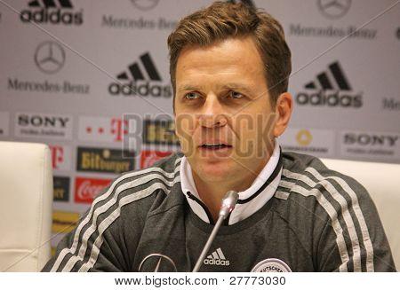 Oliver Bierhoff Of Germany