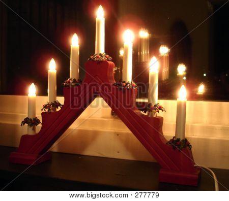 Swedish Advent Light