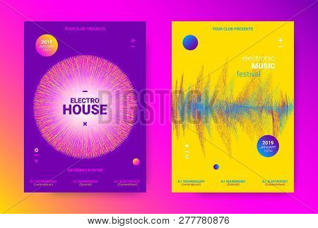Music Event Promotion Vector & Photo (Free Trial) | Bigstock