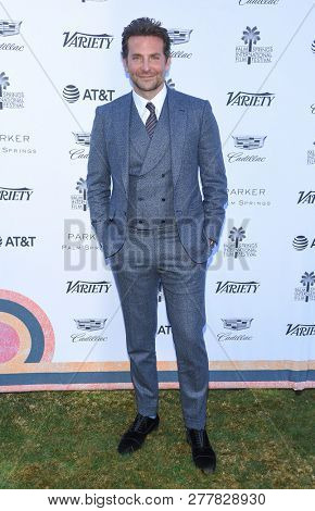LOS ANGELES - JAN 04:  Bradley Cooper arrives to Variety's Creative Imapct Awards 2019  on January 4, 2019 in Palm Springs, CA