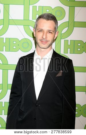 LOS ANGELES - JAN 6:  Jeremy Strong at the 2019 HBO Post Golden Globe Party at the Beverly Hilton Hotel on January 6, 2019 in Beverly Hills, CA