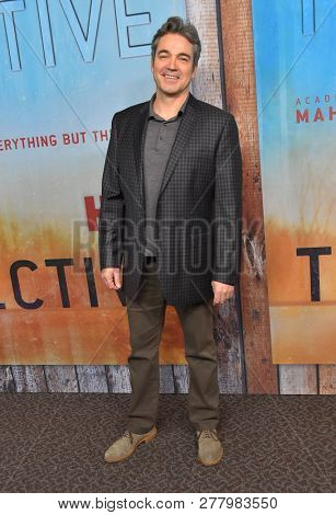 LOS ANGELES - JAN 10:  Jon Tenney arrives to HBO's 'True Detective' Season 3 Premiere  on January 10, 2019 in Hollywood, CA