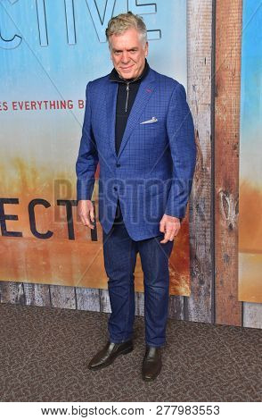 LOS ANGELES - JAN 10:  Christopher McDonald arrives to HBO's 'True Detective' Season 3 Premiere  on January 10, 2019 in Hollywood, CA