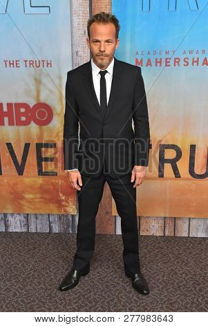 LOS ANGELES - JAN 10:  Stephen Dorff arrives to HBO's 'True Detective' Season 3 Premiere  on January 10, 2019 in Hollywood, CA