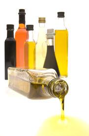 Öl-Flaschen