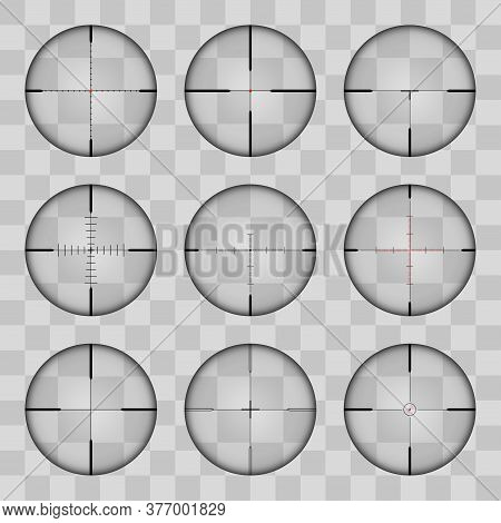 Realistic View Of The Area Of The Sniper Crossroads With Measures. The Pattern Of The Sniper Area St