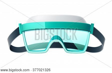 Vector 3d Eye Protection Glasses, Safety Goggles