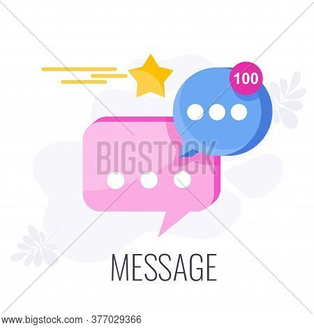 Message Icon. Text Bubble Box. Content Plan. Internet Content Management Strategy. Information For C