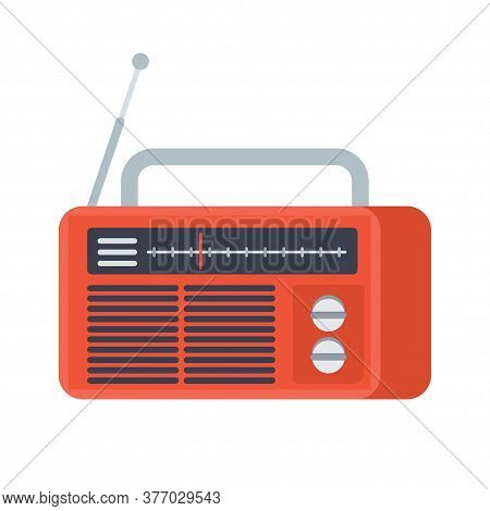Retro Radio. Advertising Broadcasts, Music And Audio Shows. Outbound Marketing. Traditional Advertis