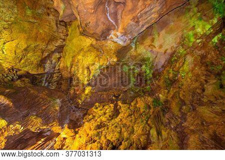 Resava Cave In Serbia
