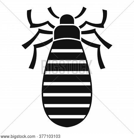 Pest Bug Icon. Simple Illustration Of Pest Bug Vector Icon For Web Design Isolated On White Backgrou