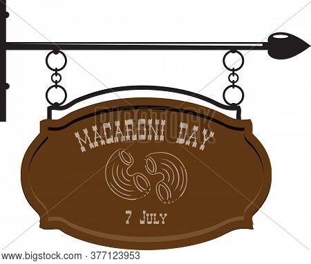 Street Retro Pointer Macaroni Day, July 7th Event.