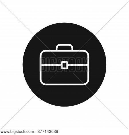 Briefcase Icon Isolated On White Background. Briefcase Icon In Trendy Design Style For Web Site And
