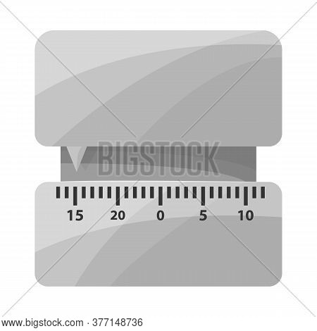 Isolated Object Of Timer And Alarm Logo. Web Element Of Timer And Watch Vector Icon For Stock.
