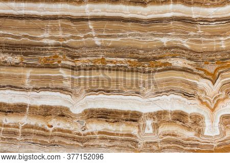 Beige Natural Stone, Onyx. Seamless Square Texture, Tile Ready.
