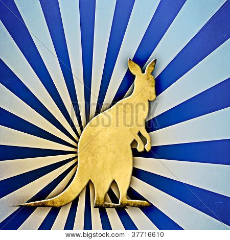 Sunburst Kangaroo