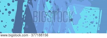 Design Template. Design Element. Summer Background. Abstract Grunge Banner Texture. Brush Background