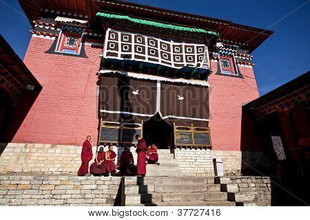 Tyangboche Monastery, Nepal