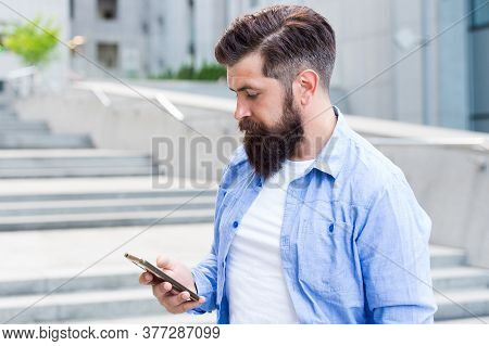 Online Chat. Hipster Chat Via Smartphone Outdoors. Live Chat. Real Time Text Chat Rooms. Chatting Ap