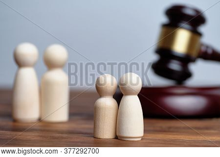 The Concept Of Deprivation Of Parental Rights Through The Court. Abstract Children And Parents Next