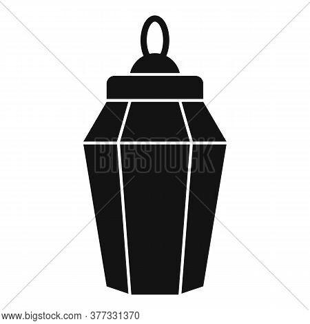 Arabic Hand Light Icon. Simple Illustration Of Arabic Hand Light Vector Icon For Web Design Isolated