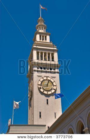 Beautiful Clock Tower
