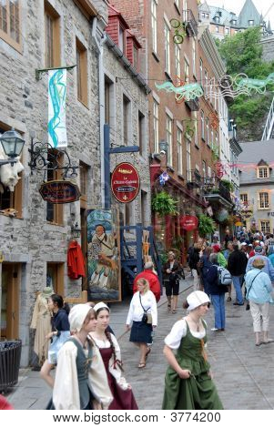 Quebec City 400Th Anniversary